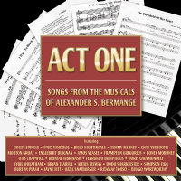 Act One - Songs From The Musicals Of Alexander S. Bermange CD
